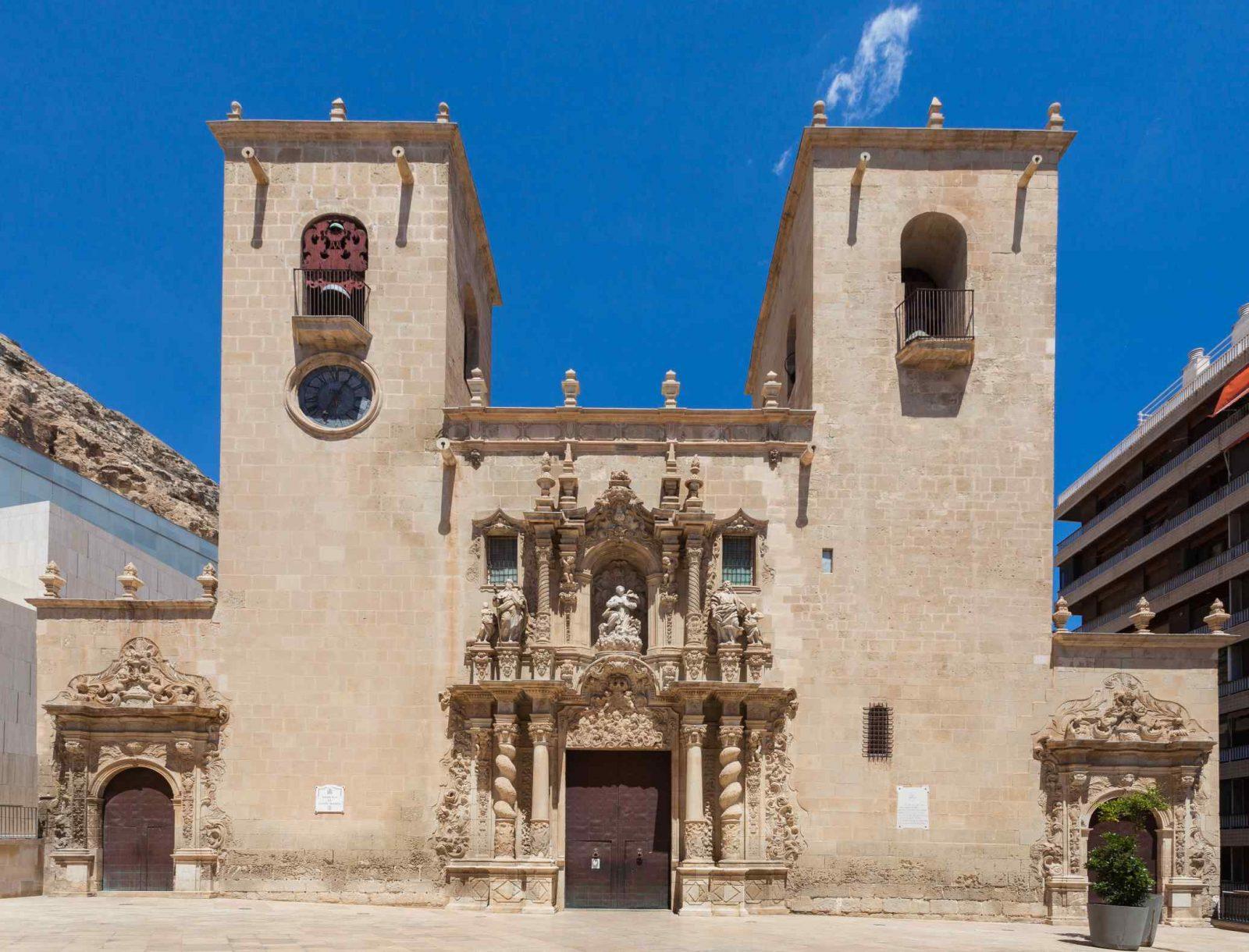 spain-realty.com: Basilica of Santa María, Alicante