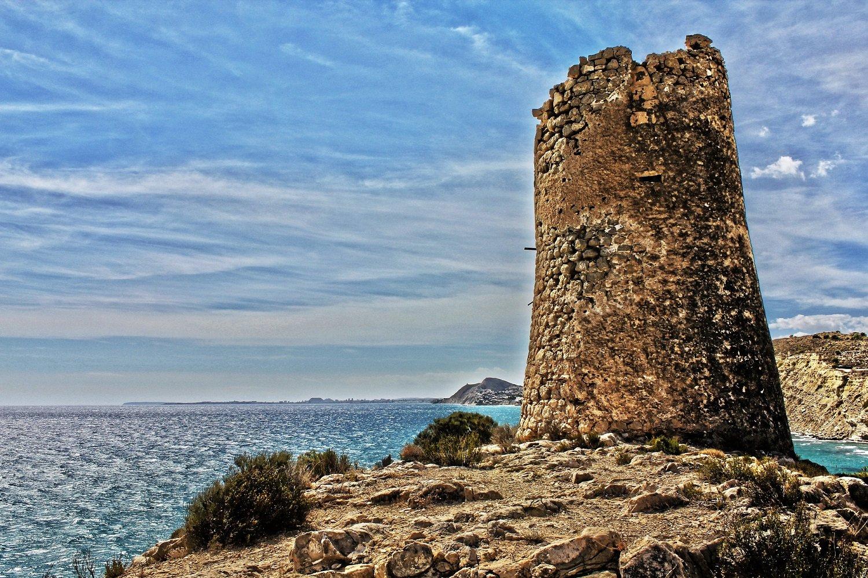 spain-realty.com: Coastal Watchtower Alicante