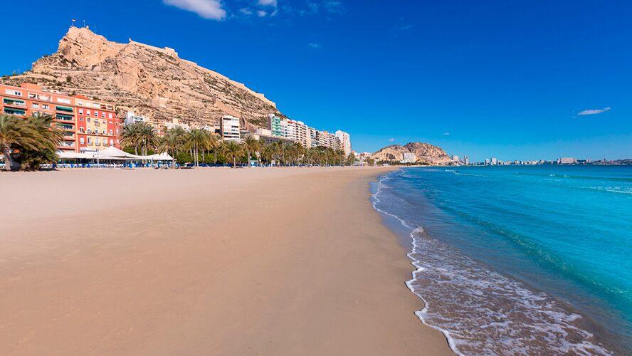 spain-realty.com: Playa del Postiguet
